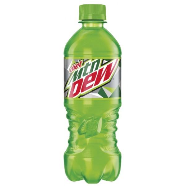 Mountain Dew Mountain Dew Diet