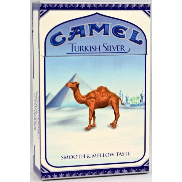 Camel Camel Turkish Silver