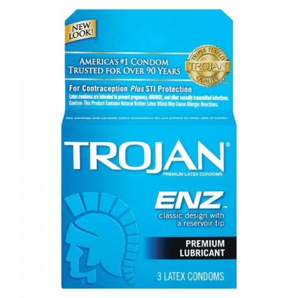 Trojan Trojan ENZ 3 pk