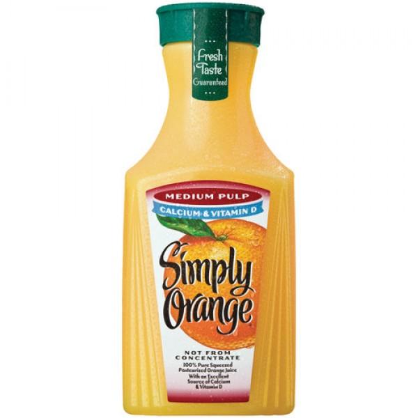 Simply Orange Simply Orange Medium Pulp 1.75 lit
