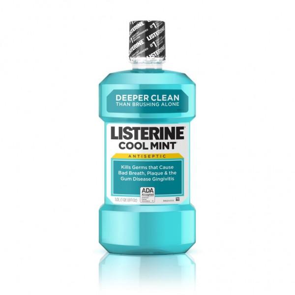Listerine Listerine Cool Mint 8.5 oz