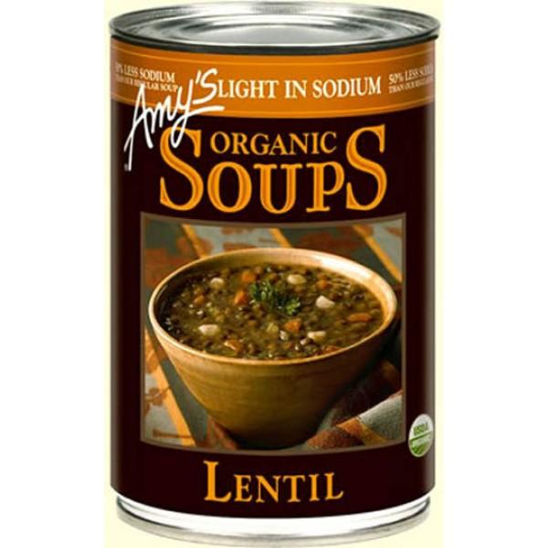 Amys Amys Organic Lentil Soups 14.5 oz