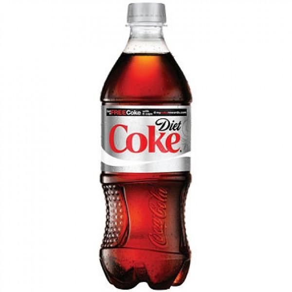 Diet Coke Diet Coke 20 oz