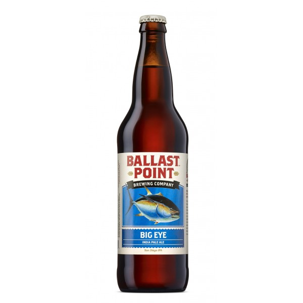 Ballast Point Ballast Point Big Eye IPA 22 oz
