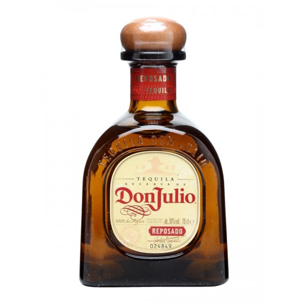 Don Juilo Don Juilo Tequila Reposado 750 ml