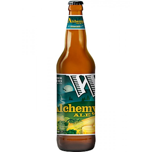 Widmer Brothers Brewing Alchemy Pale Ale 22 oz