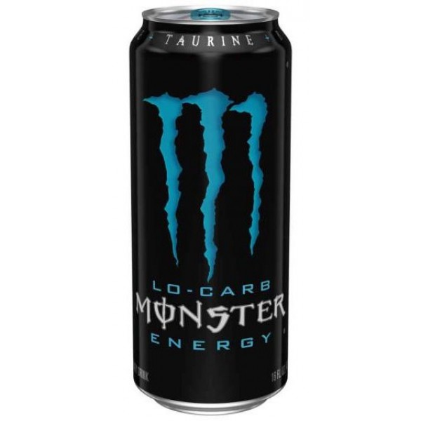 Monster Monster Low Carb Energy Drink 16 oz