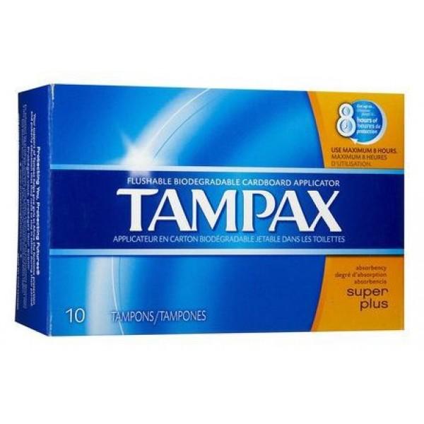Tampax Tampax Super Plus 10 ct