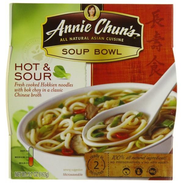 Annie Chuns Annie Chuns Soup Bowl Hot & Sour 5.7 oz