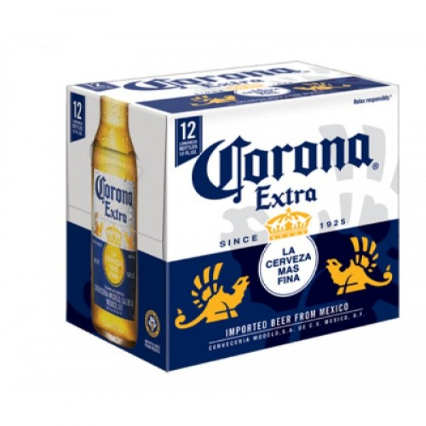 Corona Corona Extra 12 pk btls