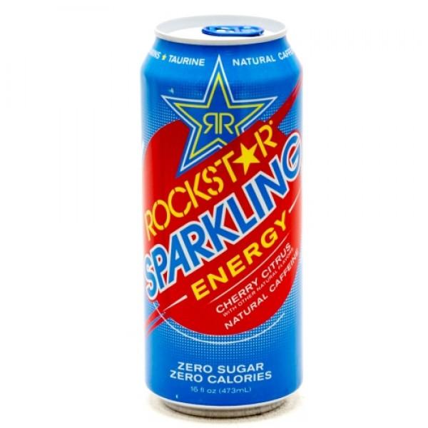 Rockstar Rockstar Sparkling Energy 16 oz