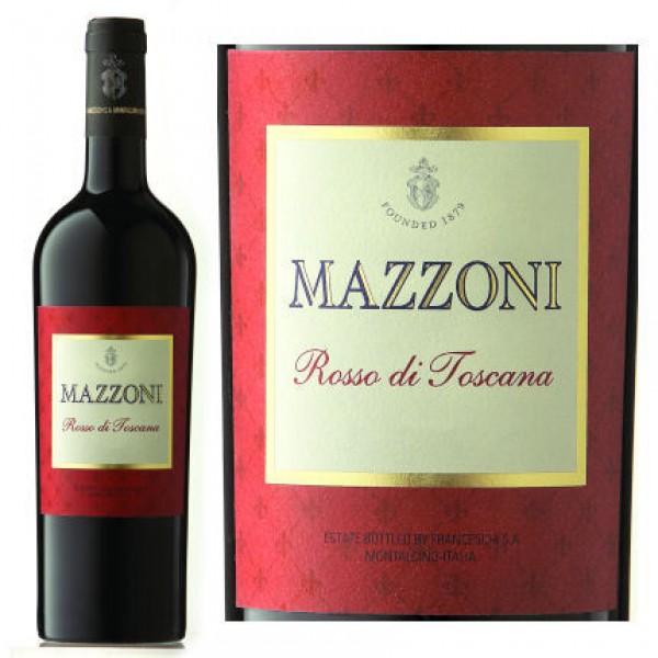 Mazzoni Rosso Di Toscana 750 ml