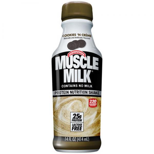 Muscle Milk Muscle Milk Cookies N Creme