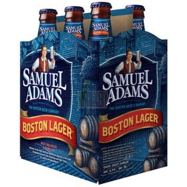 Samuel Adams Lager Samuel Adams Lager 6 pk btl
