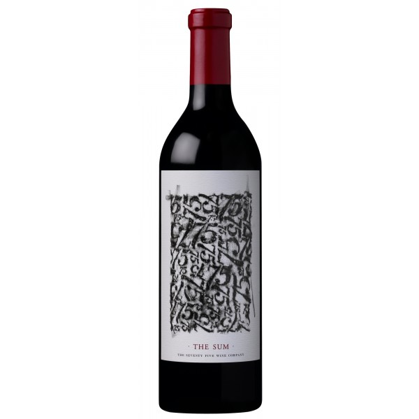 The Sum 75 Red Wine 750 ml
