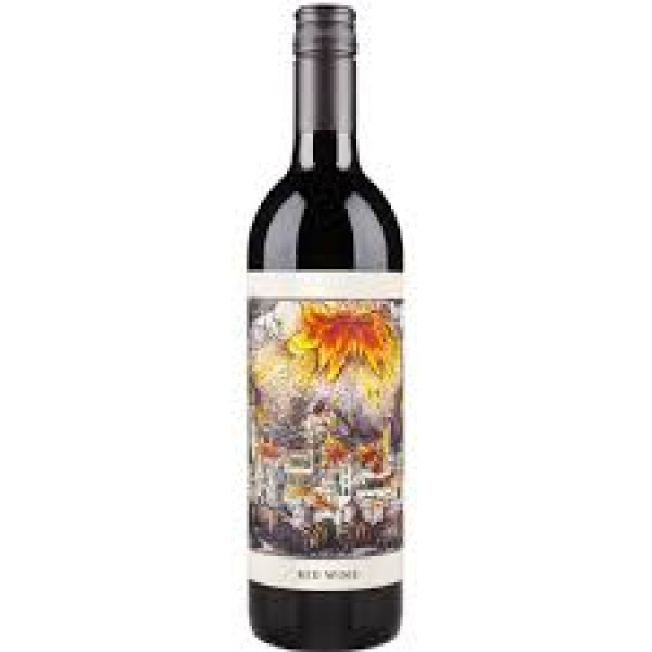 Force of Nature  Force of Nature Red Blend 750 ml