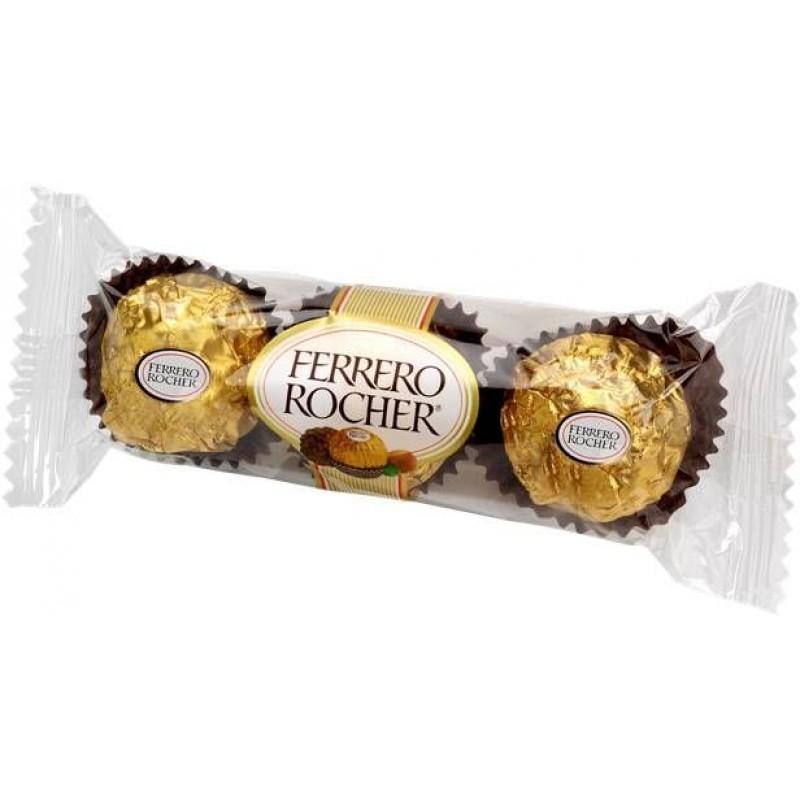 Ferrero Rocher Ferrero Rocher 3 Ct