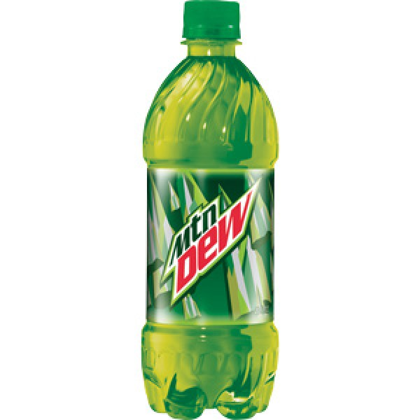 Mountain Dew Mountain Dew 20 oz