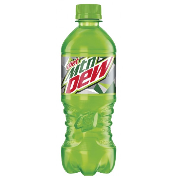 Mountain Dew Mountain Dew Diet