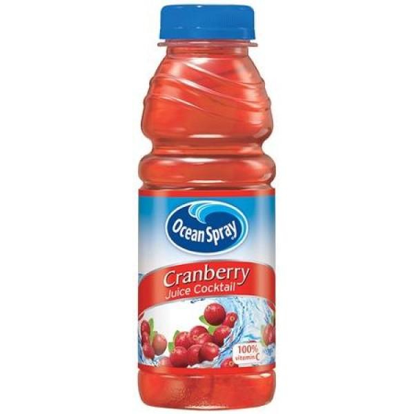 Ocean Spray Ocean Spray Cranberry Juice 15.2 oz