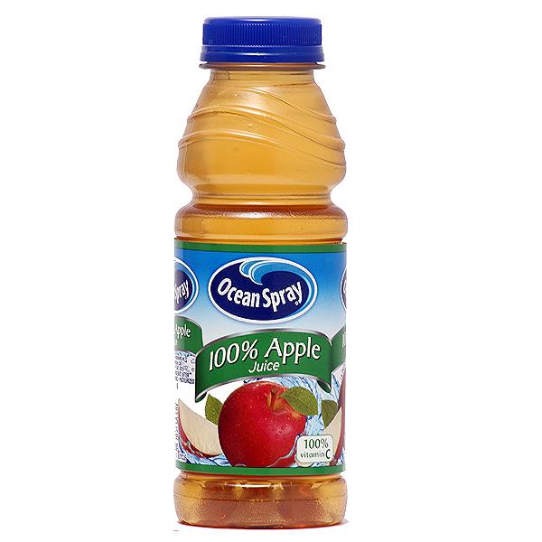 Ocean Spray Apple Juice 15.02 oz