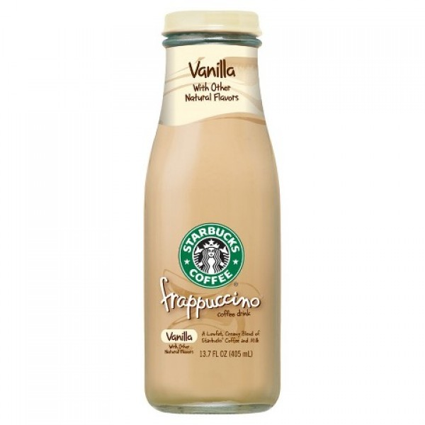 Starbucks Starbucks Vanilla Frappuccino 13.7 oz