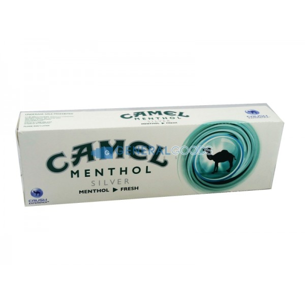 Camel Menthol Silver 10 ct