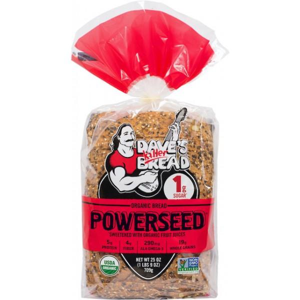 Daves Killer Bread Organic Powerseed 25 oz