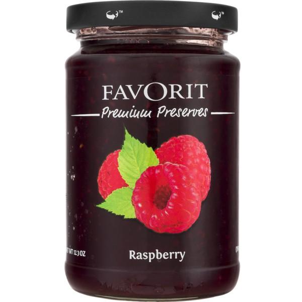 Favorit Raspberry 12.3 oz