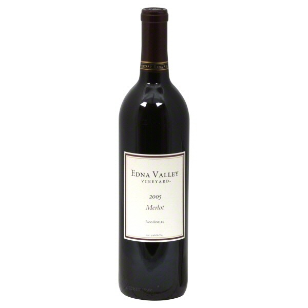 Edna Valley Merlot 750 ml