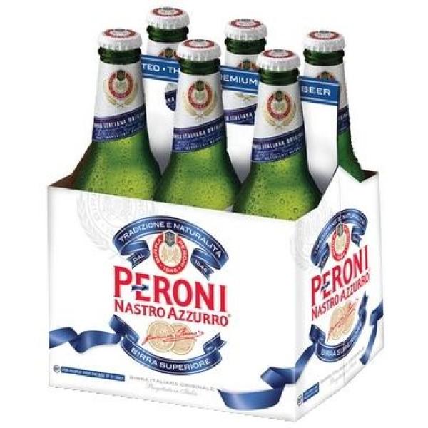 Peroni Peroni 6pk btls 11.2 oz