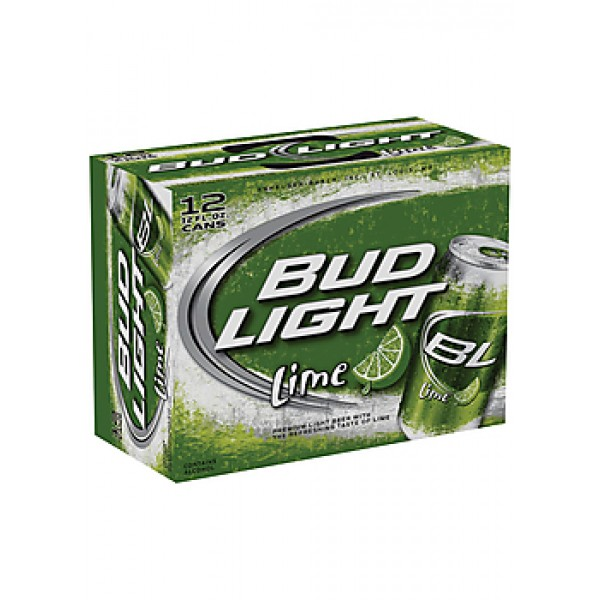 Bud Light Bud Light Lime 12 pk