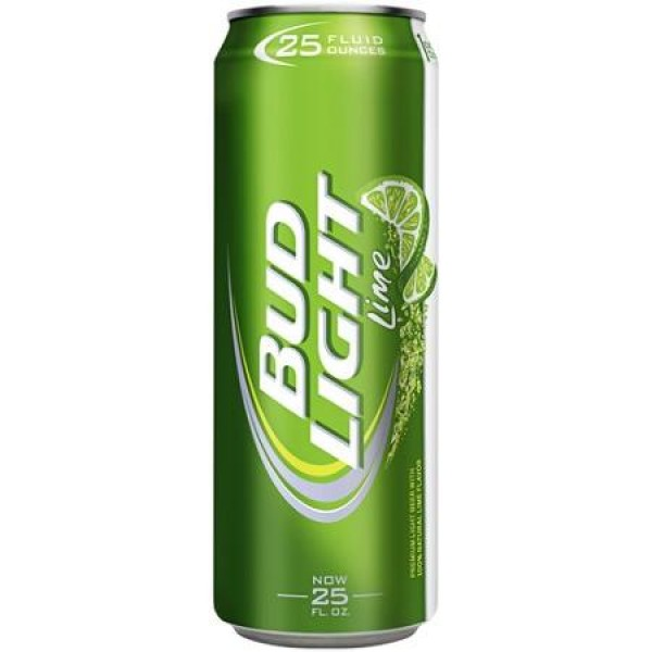 Bud Light Bud Light Lime 25 oz