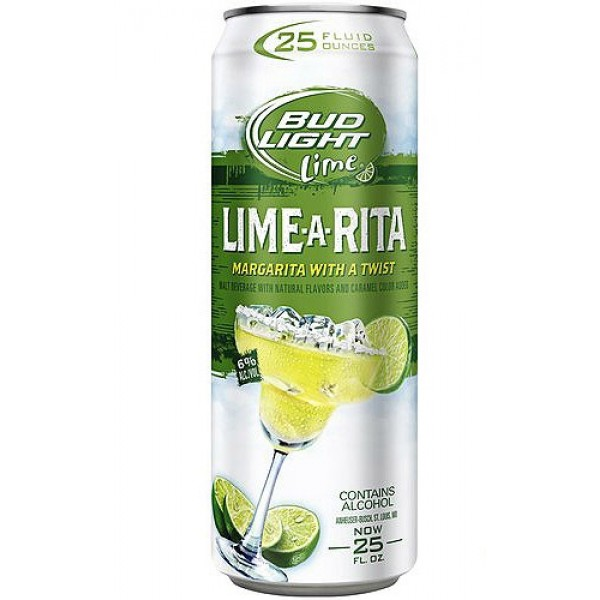Bud Light Bud Light Lime-A-Rita 25 oz
