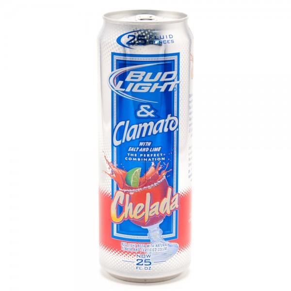 Bud Light Bud Light Clamato Chelada 25 oz
