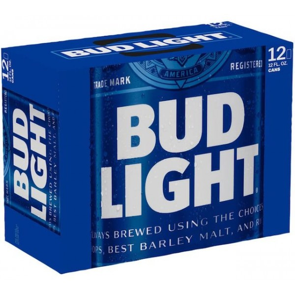 Bud Light Bud Light  Can 12 pk