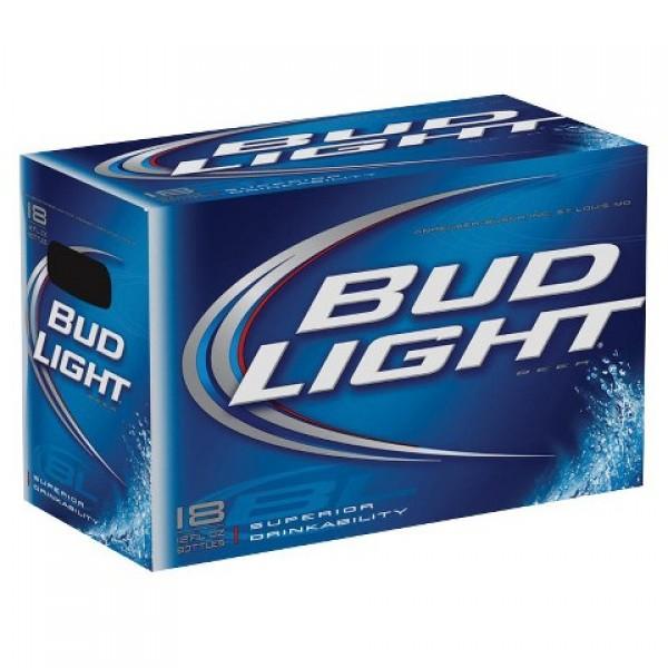Bud Light Bud Light Can 18pk