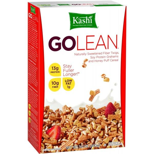 Kashi Kashi Go Lean Cereal 13.1 oz