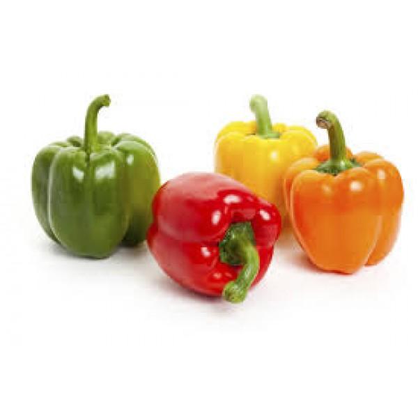 Add Bell Peppers Medium
