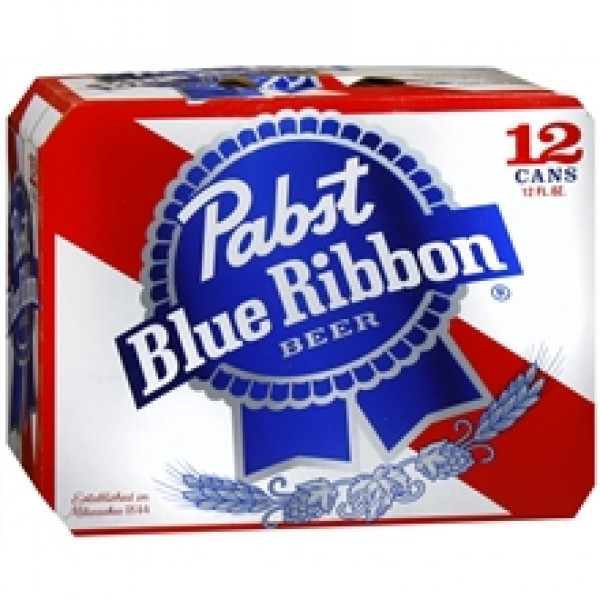 Pabst Blue Pabst Blue 12 pk