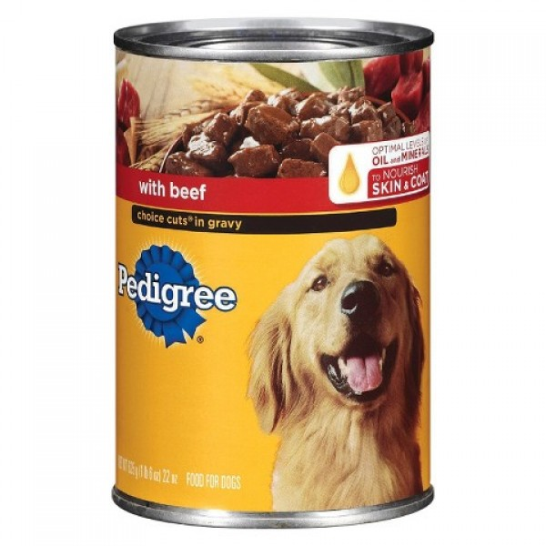 Pedigree Pedigree Beef 22 oz
