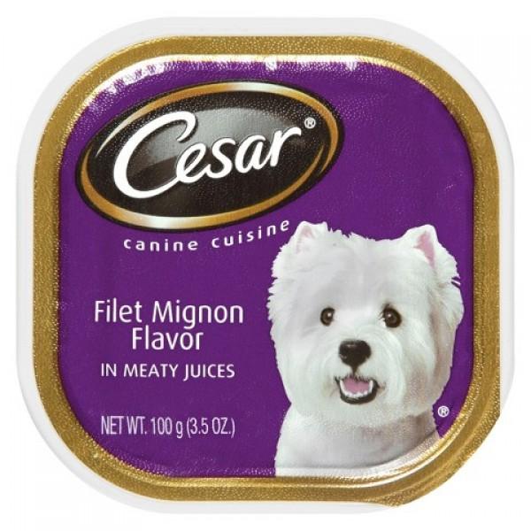 Cesar Cesar Filet Mignon 3.5 oz