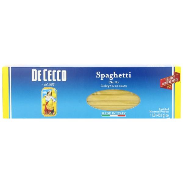 De Cecco Dececco  Spaghetti