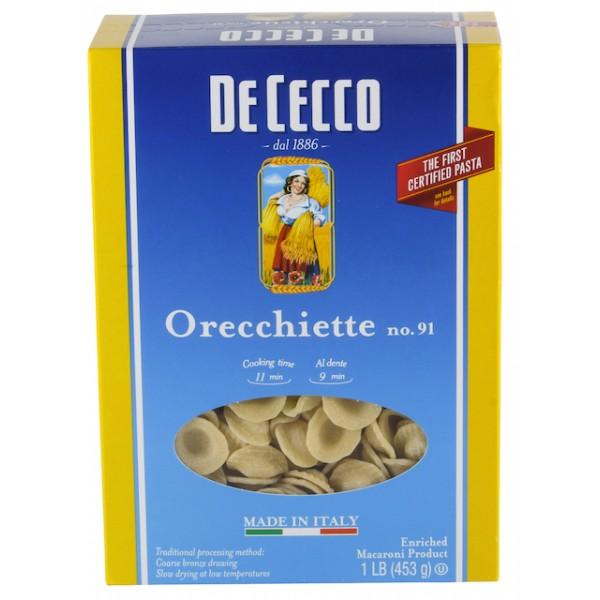 De Cecco Dececco Orecchiette 1 lb