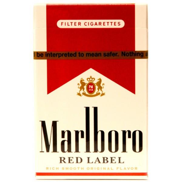Marlboro Marlboro Red Label
