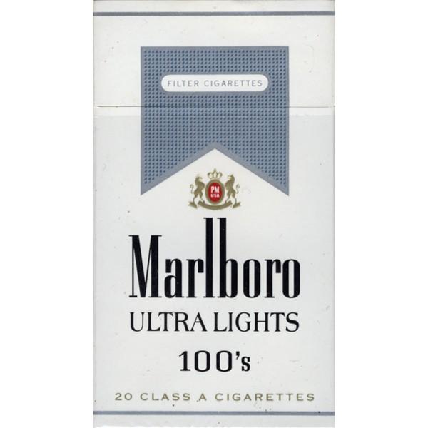 Marlboro Marlboro Ultra Light 100
