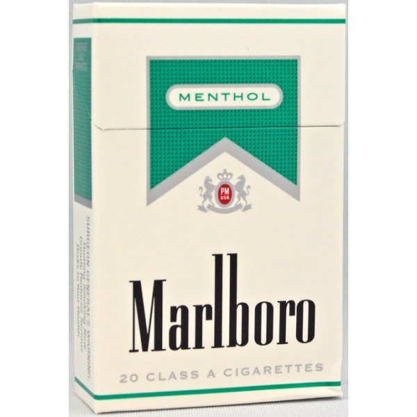 Marlboro Menthol Silver