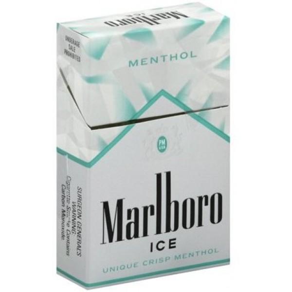 Marlboro Menthol  Ice