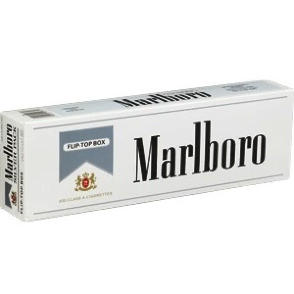 Marlboro Marlboro Silver 10 ct