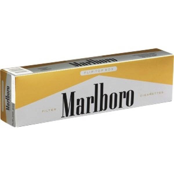 Marlboro Marlboro 72 Gold 10 ct